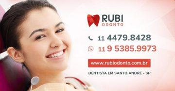 Dentista em Santo André? Escolha a Rubi Odonto